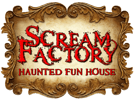 Scream Factory haunted fun house New Orleans
