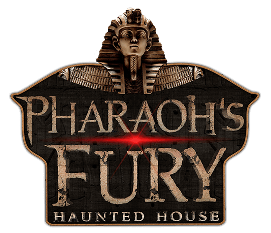 Pharaohs Fury Haunted House
